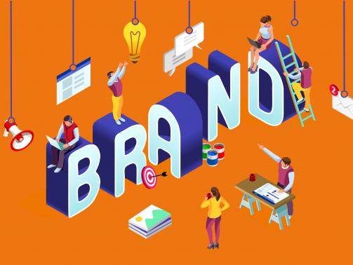 Featured Image branding
